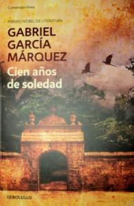 Capa do livro Cien años de Soledad