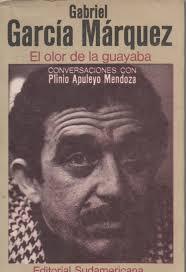 Capa do livro El Olor de la Guayaba