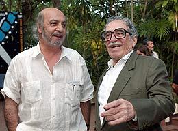 Littín e Gabo