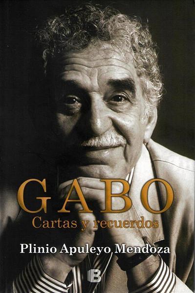 Capa do livro Gabo - Cartas y Recuerdos