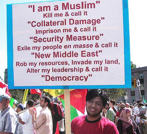 democracia falsa